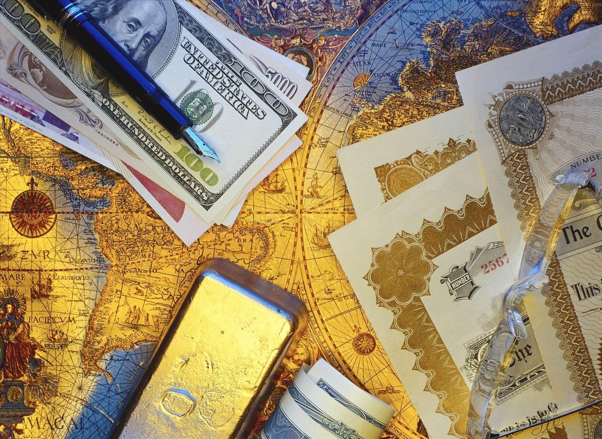 美元黄金携手大跳水美股原油继续展开反攻-要闻-指股网