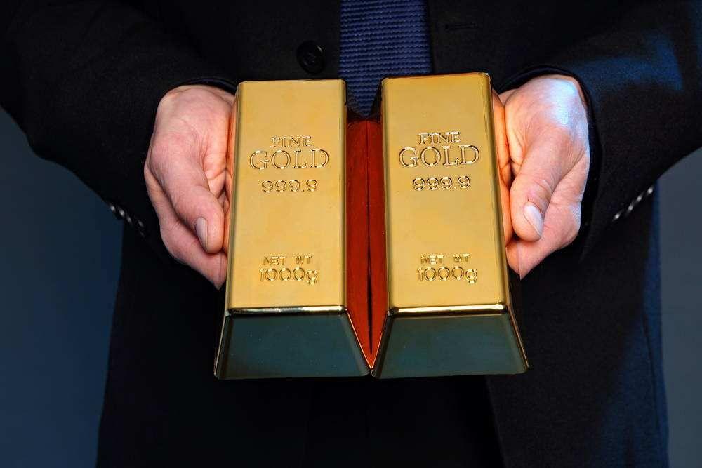 黄金价格今天多少一克