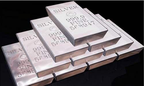 白银价格今天多少一克?今日银价行情