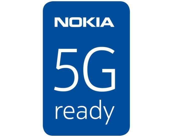 诺基亚5G