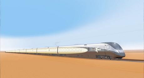 """沙特出4128亿,日德""""沙漠高铁""""望而止步,中国给全世界上一课"""