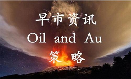 杨杰论市:4.8黄金下跌受阻,或将探底回升,原油上升未果,有