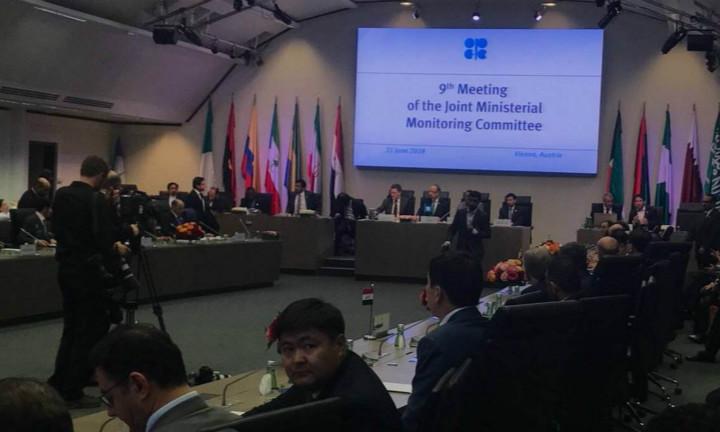 OPEC+会议