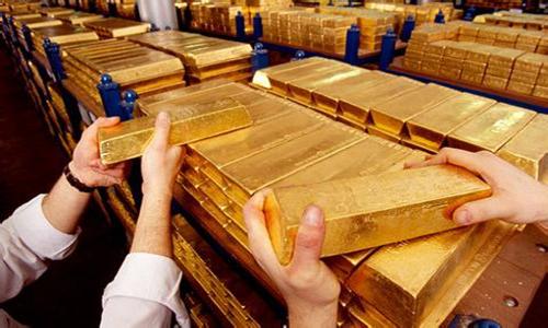 黄金早报:全球经济进一步放松,市场的风险持续提升,黄金下挫20美金